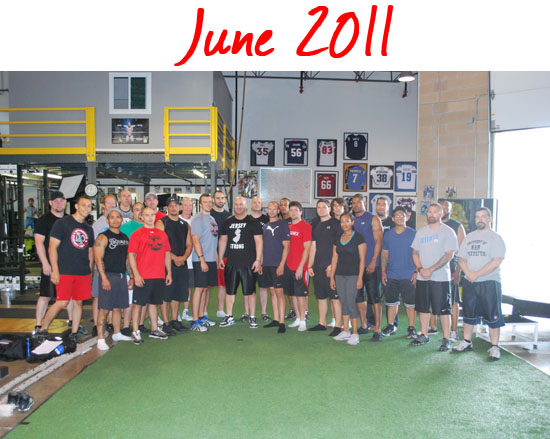 Certified Physical Preparation Specialist (CPPS)