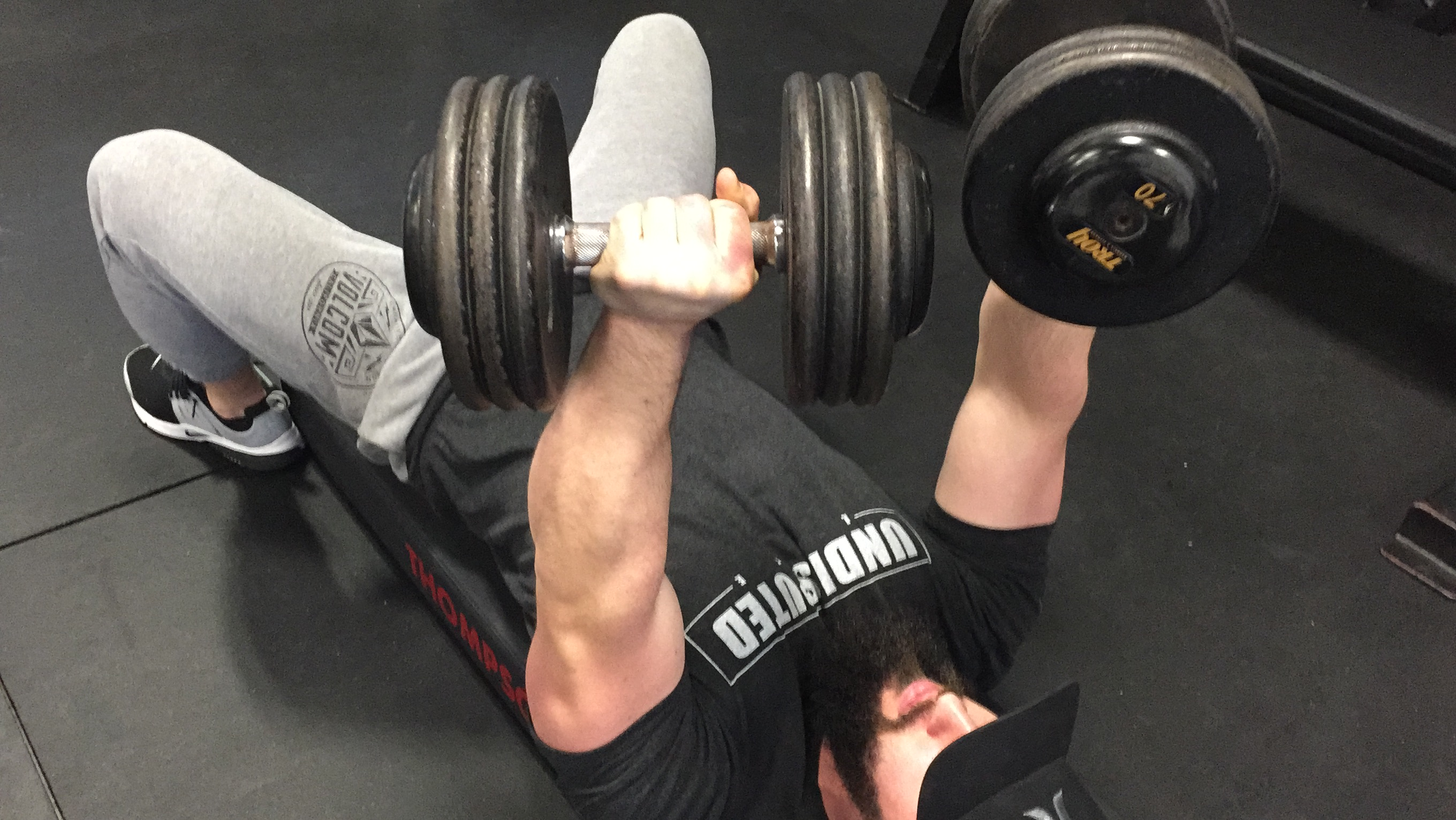 Fix Your Squat With RNT Diesel SC - Weight lifting floor pads